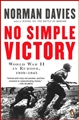 NO SIMPLE VICTORY WORLD WAR II IN EUROPE 1939-1945