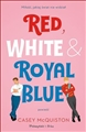 RED WHITE & ROYAL BLUE - In Polish