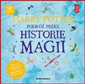 HARRY POTTER Podroz przez historie magii <br>(     Harry Potter. A Journey Through a History of Magic)