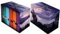 HARRY POTTER Siedmiopak (Harry Potter Books 1-7 Boxed Set)