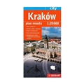 KRAKOW - PLAN MIASTA 2015<br>  (City Plan)