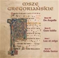 MSZE GREGORIANSKIE - CD
