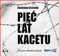PIEC LAT KACETU - Audio Book