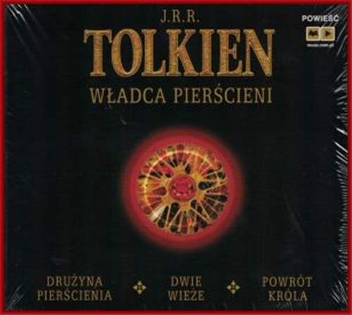 WLADCA PIERSCIENI <br>(Lord of the Rings) - Audiobook