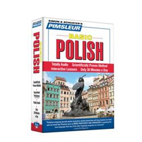 BASIC POLISH  - 5 CDs
