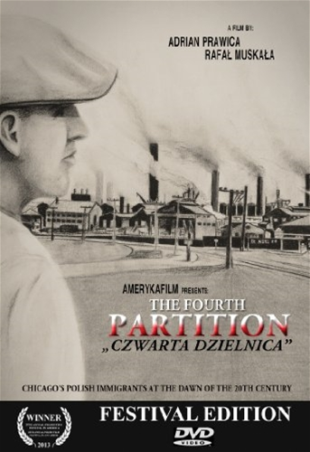 THE FOURTH PARTITION / CZWARTA DZIELNICA - DVD