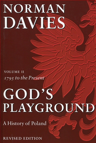 GOD'S PLAYGROUND HISTORY OF POLAND, 2 Vols.
