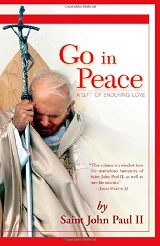 GO IN PEACE A GIFT OF ENDURING LOVE - in English