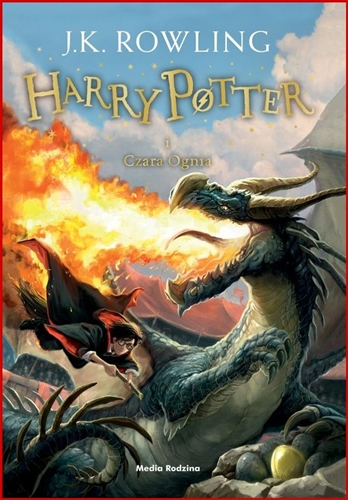 HARRY POTTER I CZARA OGNIA (Harry Potter and the Goblet of Fire)
