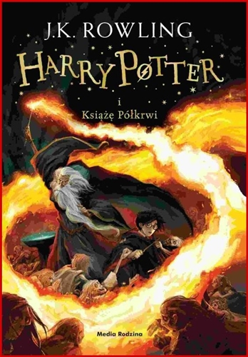 HARRY POTTER I KSIAZE POLKRWI <br>(Harry Potter and the Half-Blood Prince)