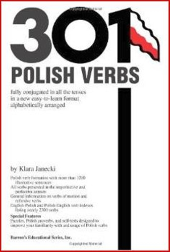 301 POLISH VERBS fully conjugated in all the tenses...