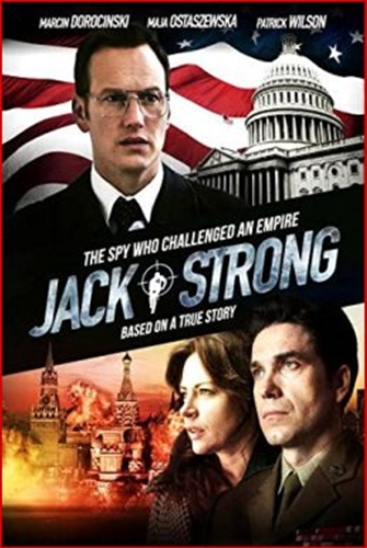 JACK STRONG The Spy Who Challenged An Empire - DVD - NTSC