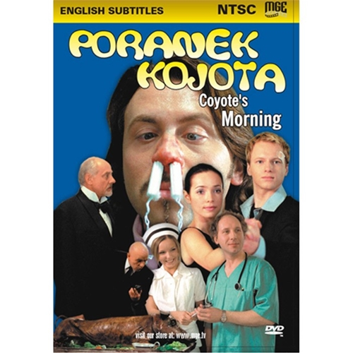 PORANEK KOJOTA (Coyote's Morning) - DVD