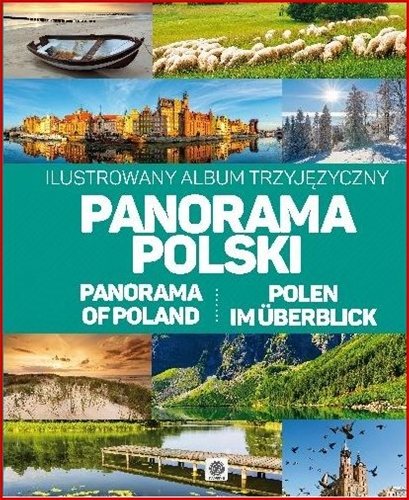 PANORAMA POLSKI <br>PANORAMA OF POLAND