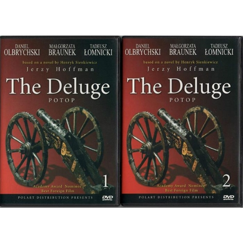 THE DELUGE (Potop) - DVD
