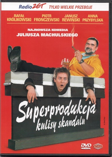 SUPERPRODUKCJA (Superproduction) - DVD