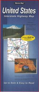 UNITED STATES Interstate Highway Map