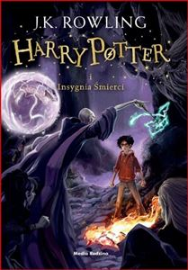 HARRY POTTER I INSYGNIA SMIERCI <br>(Harry Potter and the Deathly Hallows) - in Polish