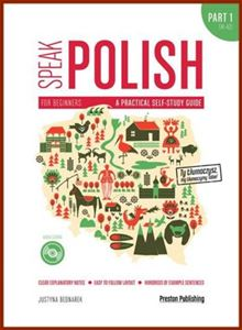 SPEAK POLISH A Practical Self-Study Guide + CD-MP3